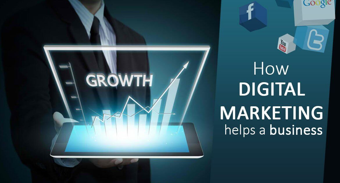 Top 10 reasons how digital marketing helps a business for Digital marketing materials