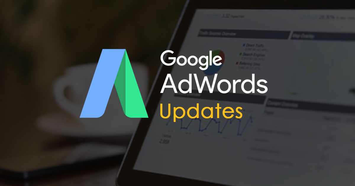 Latest Updates in Google Adwords| Analytics | DoubleClick