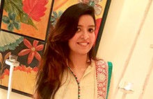 Nitika Malhotra, India  Data Scientist