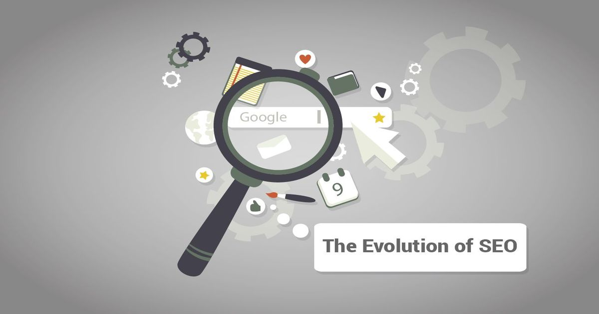 Understanding 4 Evolution In Search Engine Through Google