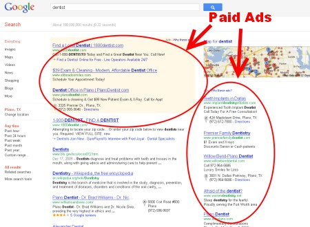 paid search Ads by Digital Advertising Agency