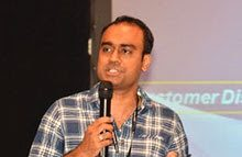 Vedanarayanan Vedantham, Digital Marketing Visiting Faculty, S.P. Jain Institute