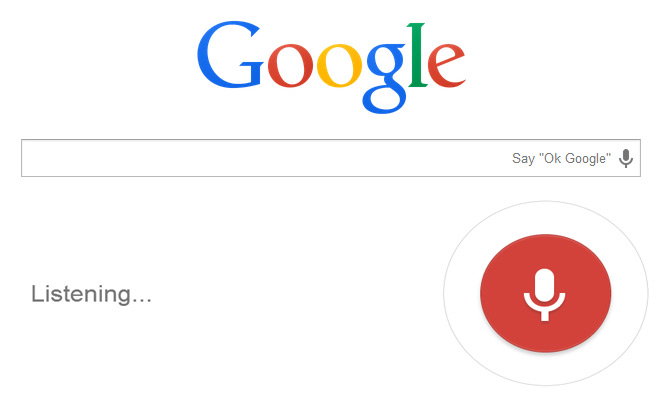 Google Search by Voice
