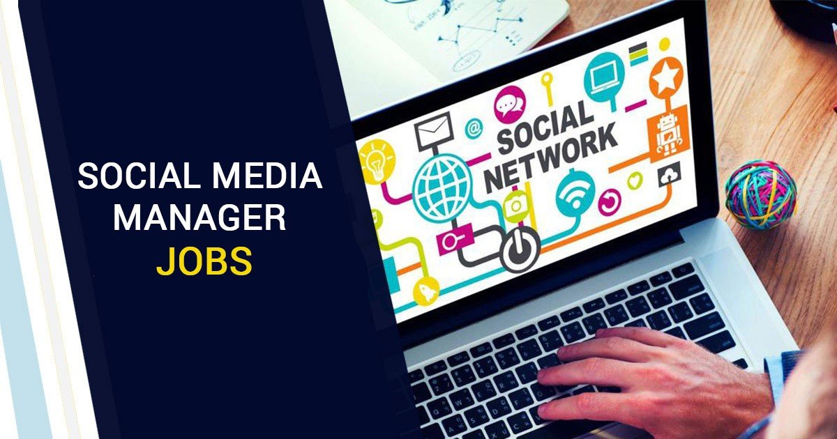 social media manager job description guide. Black Bedroom Furniture Sets. Home Design Ideas