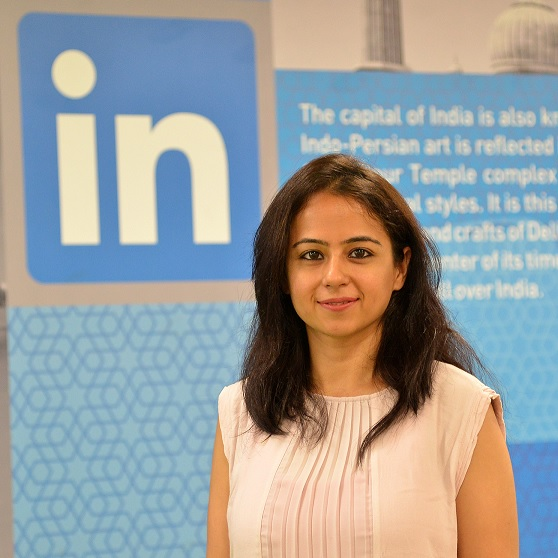 Sr. Product Consultant & Content Marketing Evangelist at LinkedIn India