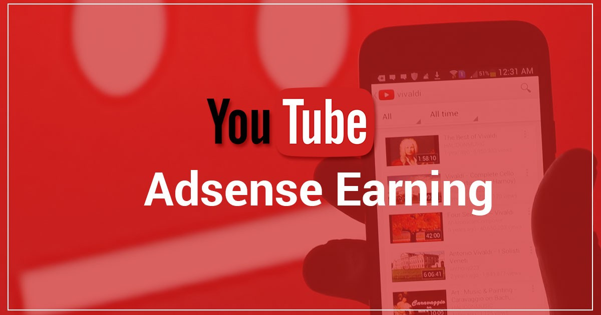 Learn All About YouTube AdSense Earnings