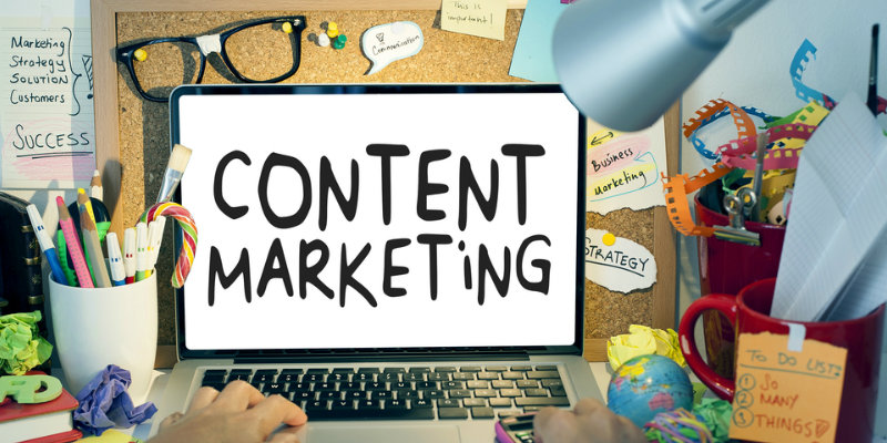Content marketing jobs in India