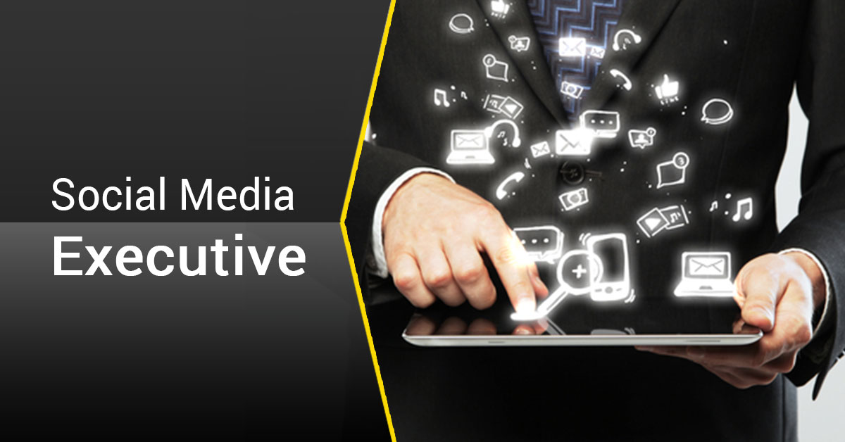 Want to be a Social Media Executive? Here's All The Info You Need