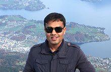 Gaurav Pathak, Head of Marketing, AyurUniverse.