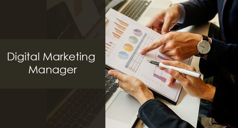 Image result for Digital Marketing Manager