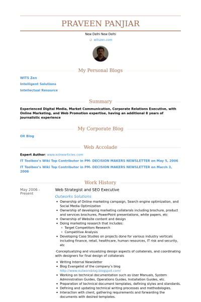 what should i write in the summary of my resume