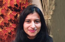 Shweta Gupta, India VP, Data Science