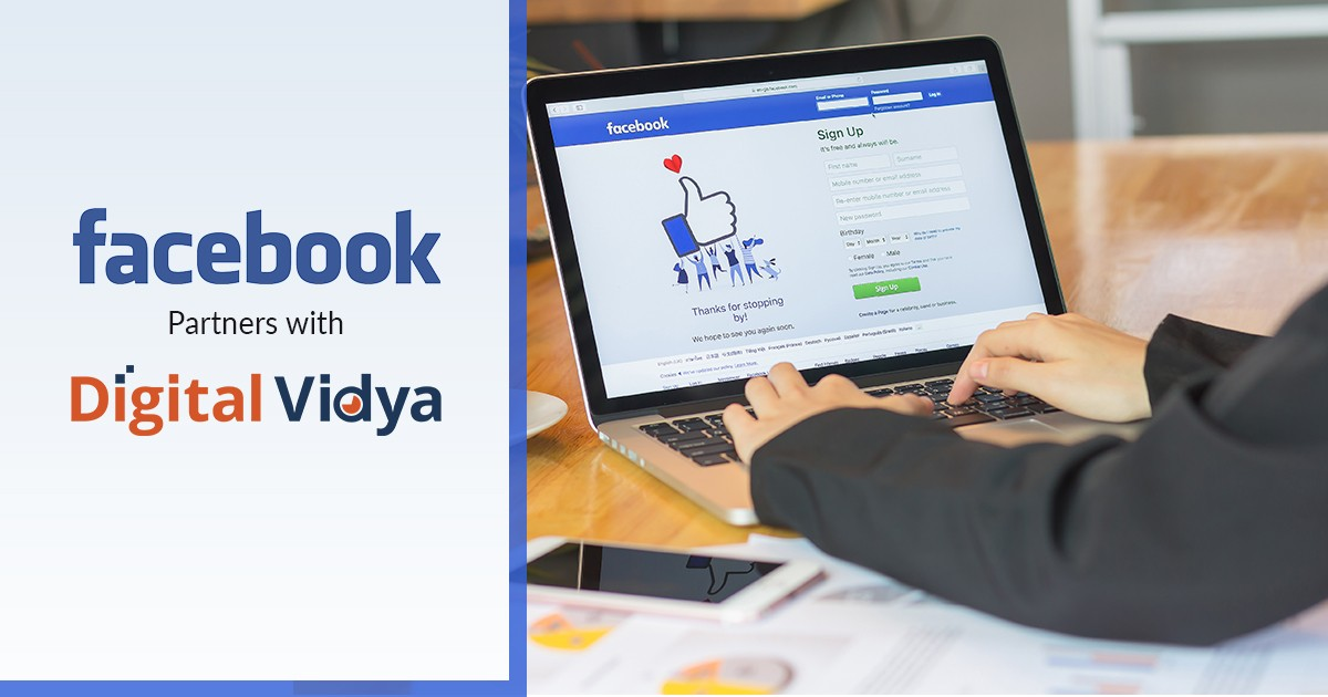 Facebook partners with Digital Vidya & others to train 5 lakh Indians by 2020