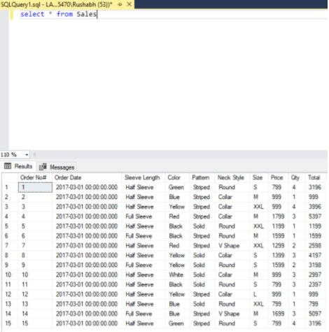 How to Import Data from Excel to SQL Server