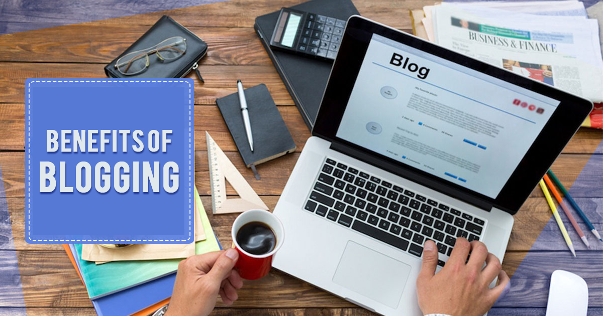 advantages of blogging