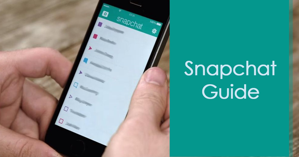 Snapchat Guide for Beginners: Learn to Use Snapchat in 10 Steps