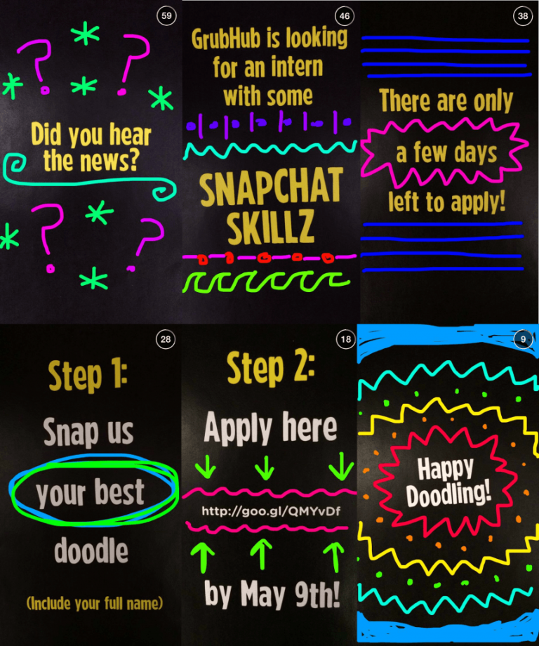 Snapchat Marketing Campaigns