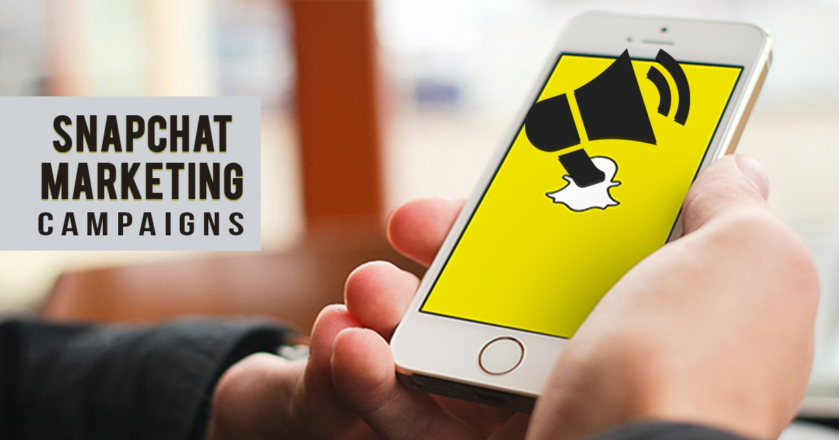 20 Top Snapchat Marketing Campaigns from Global Brands to Learn From