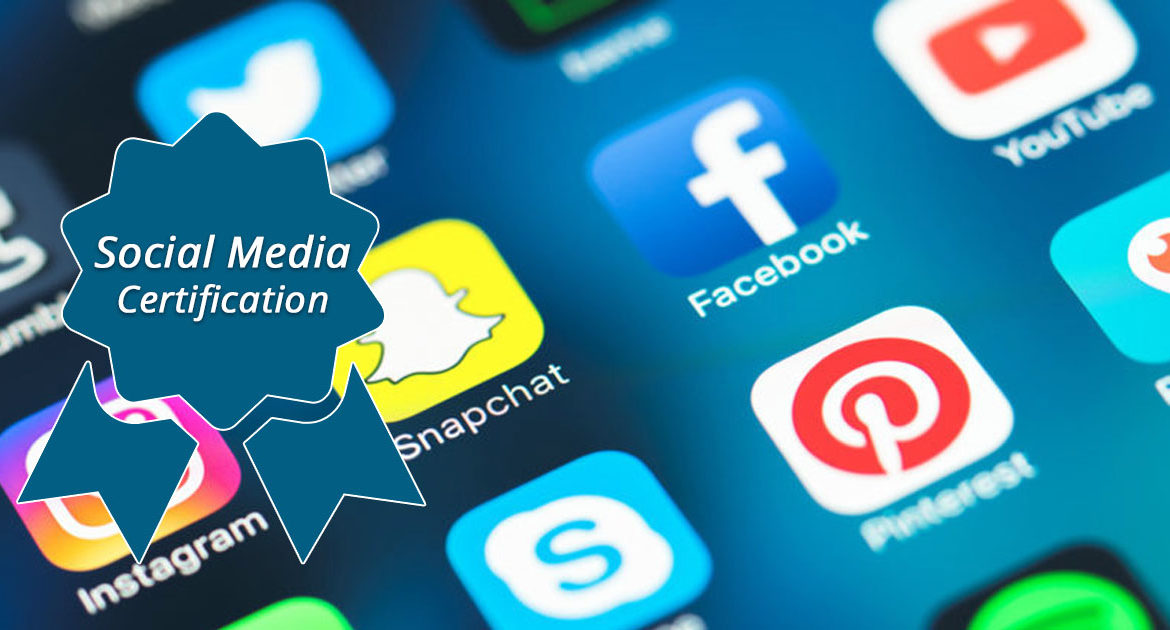 """Bring Out Your """"A"""" Game with these 5 Social Media Certification Courses"""