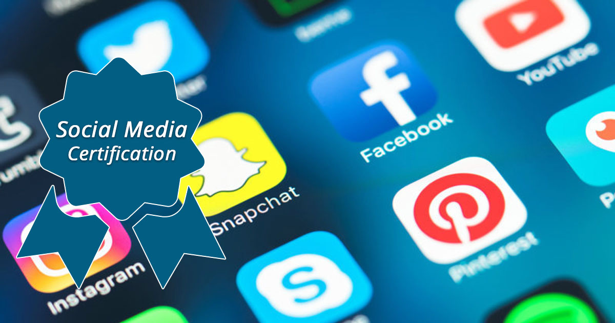 Bring Out Your A Game With These 5 Social Media Certification Courses
