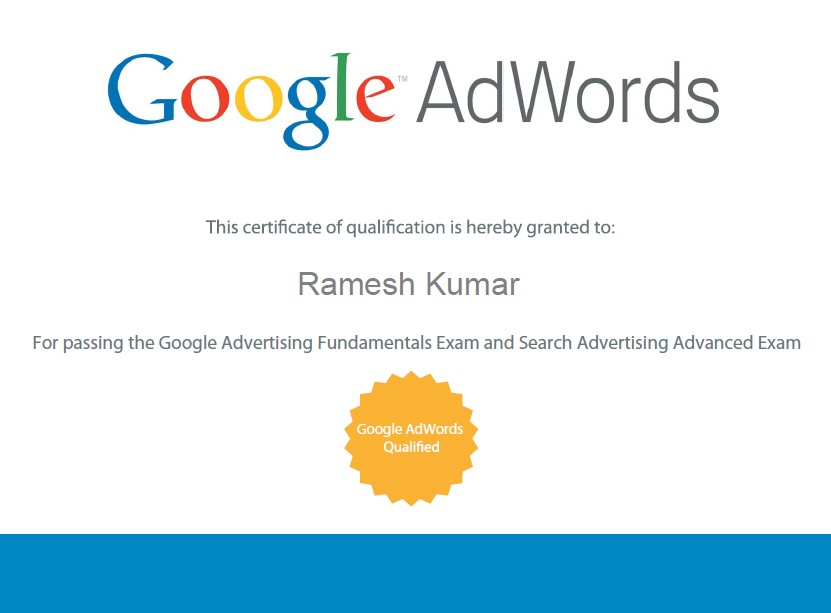 5 Tips To Pass Google Adwords Exam In First Attempt