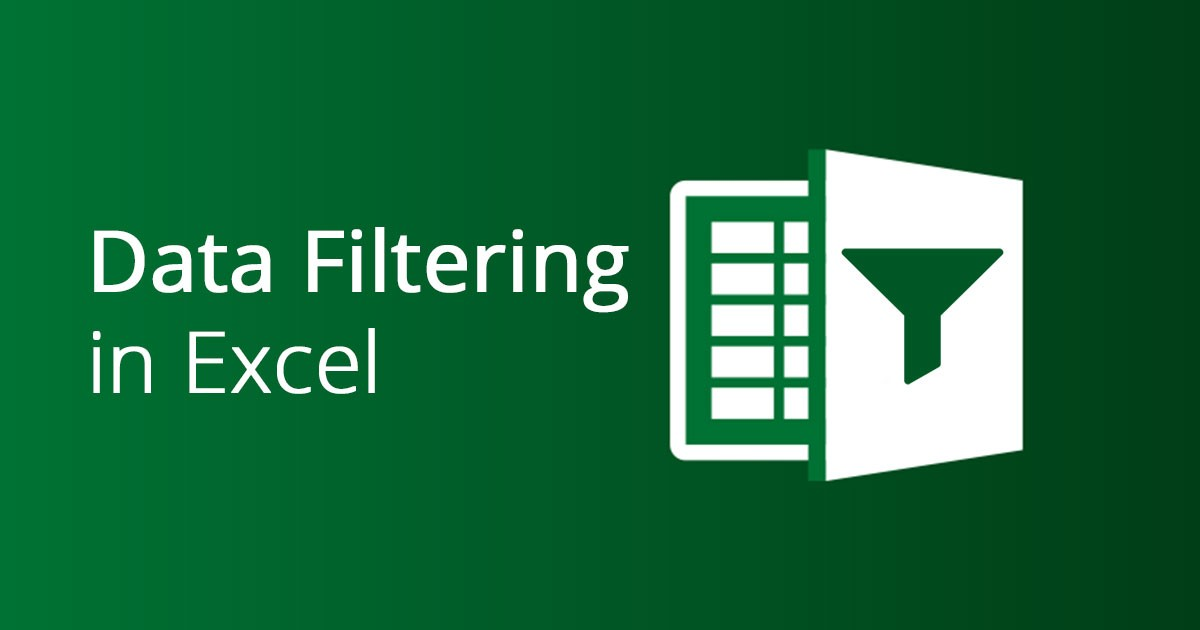 Auto Filter and Advanced Data Filtering in Excel