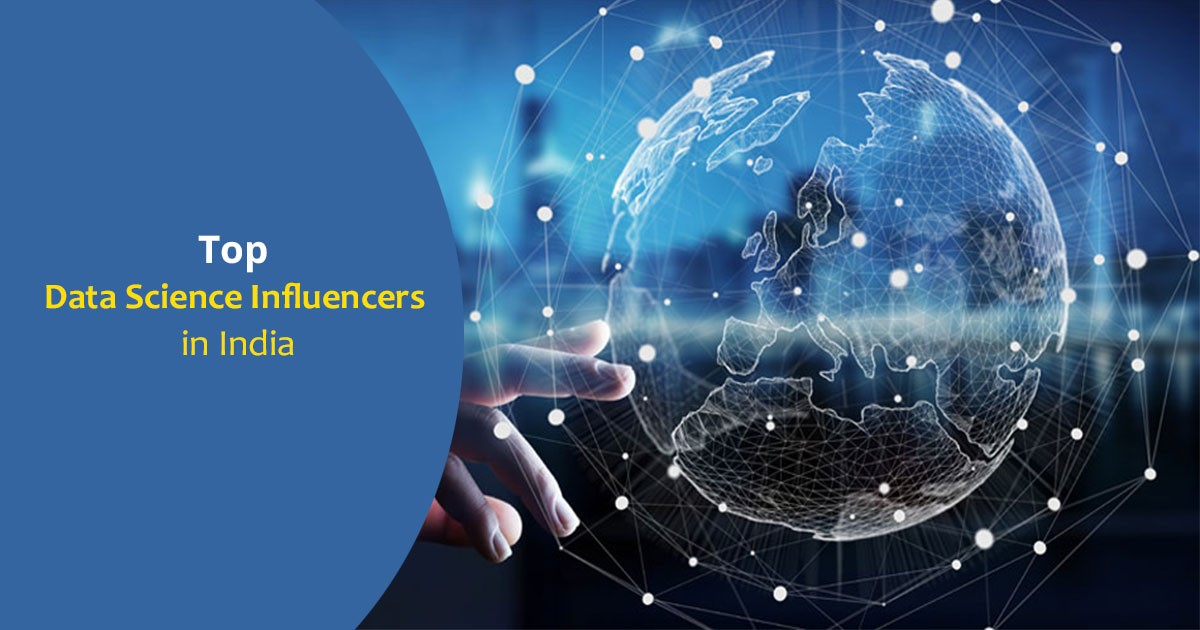 Top Data Science Influencers in India