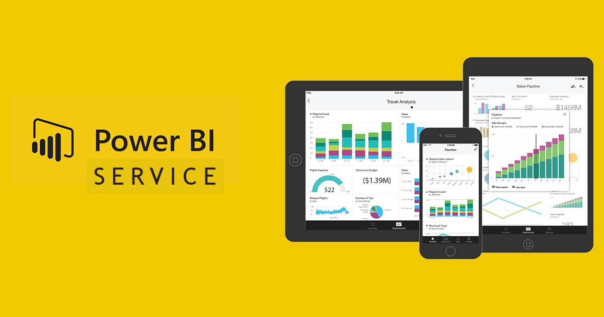 Power BI Service - A Complete Overview | Introduction to Power BI Service