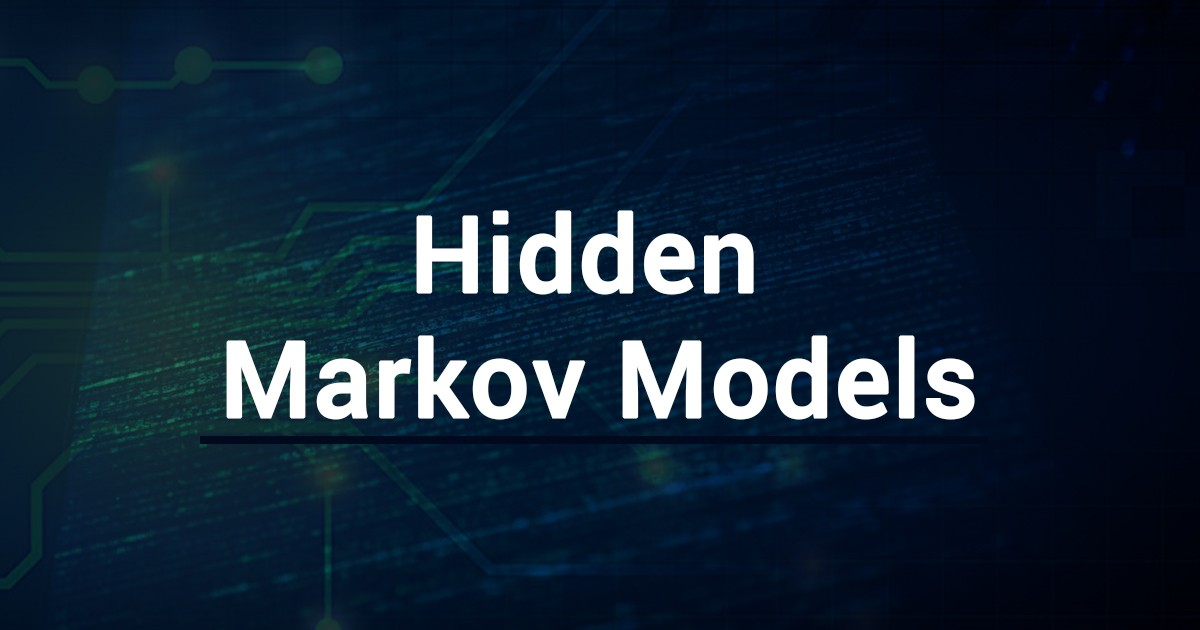 Introduction to Hidden Markov Models using Python