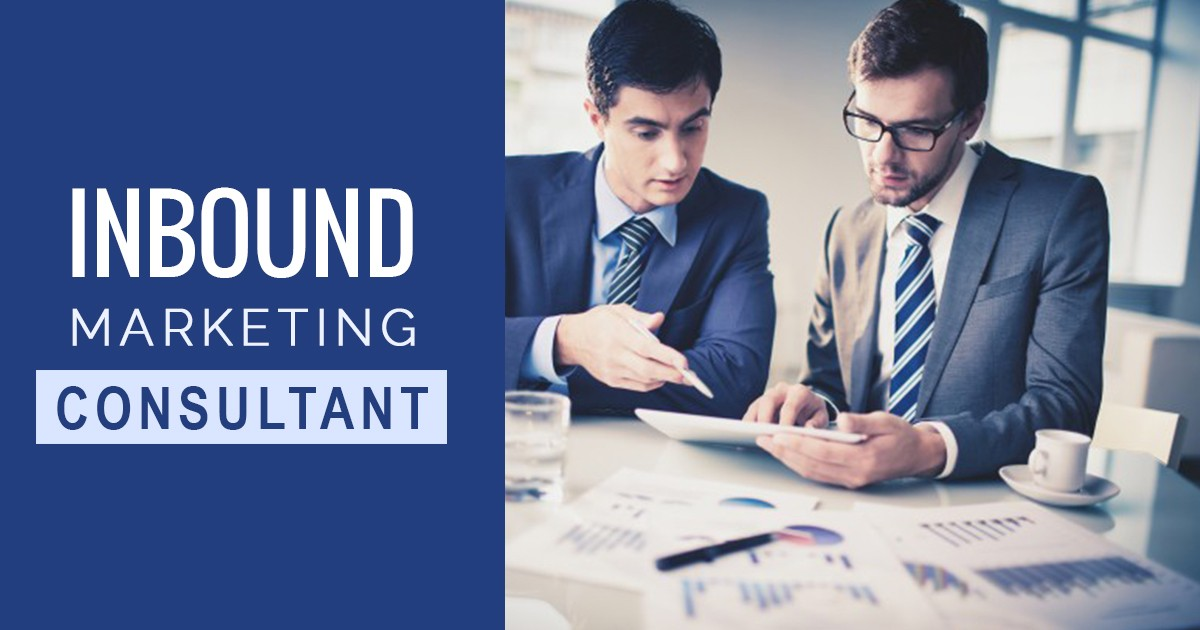5-Step Guide to become an Inbound Marketing Consultant
