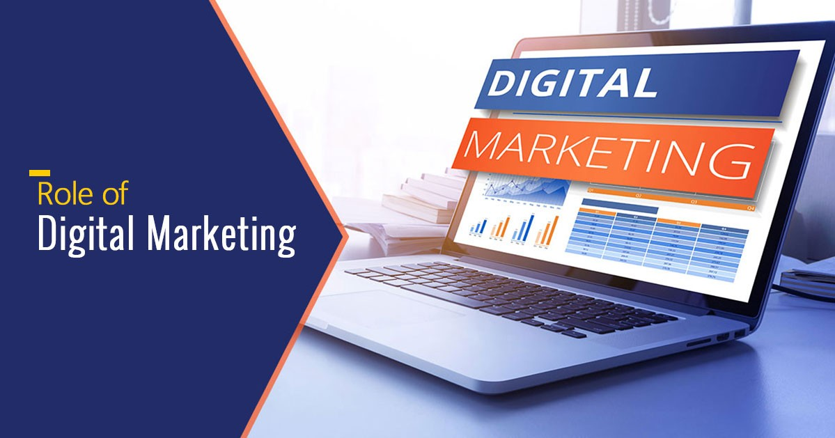 Role of Digital Marketing for effective Business Growth