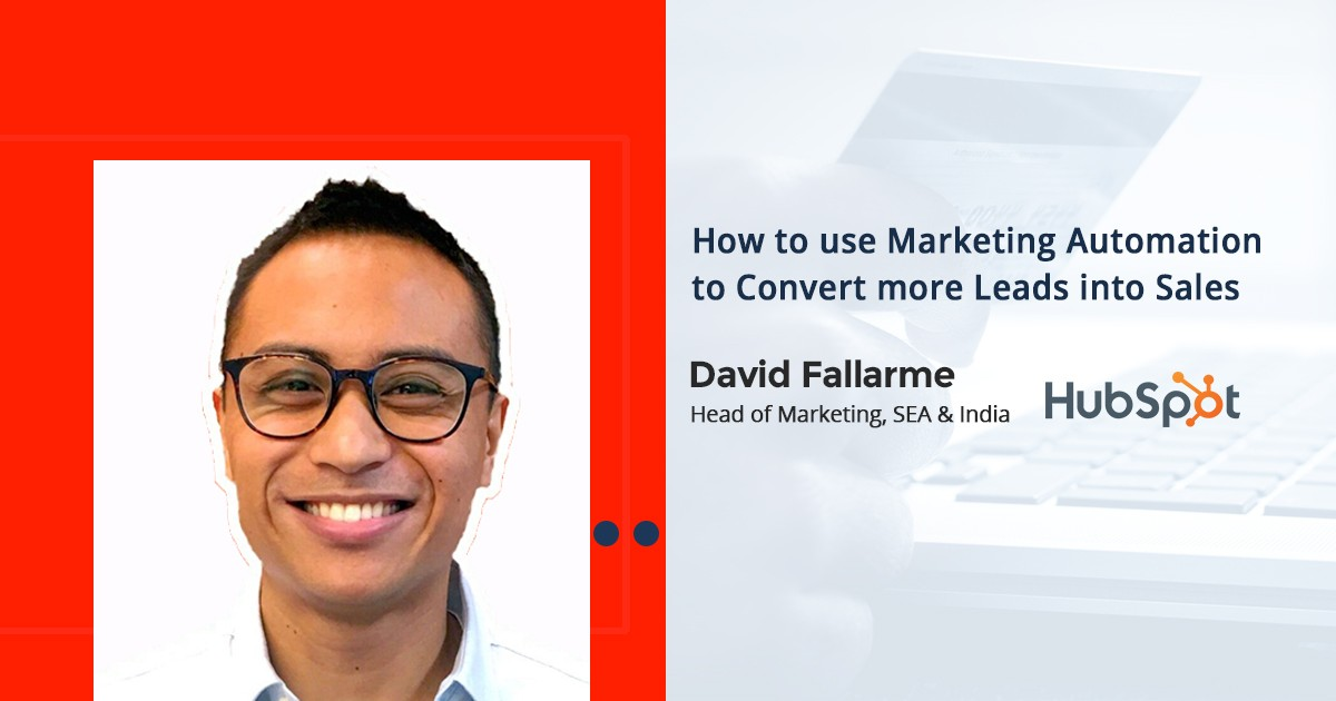 How to Use Marketing Automation to Convert More Leads to Sales: Webinar Recording