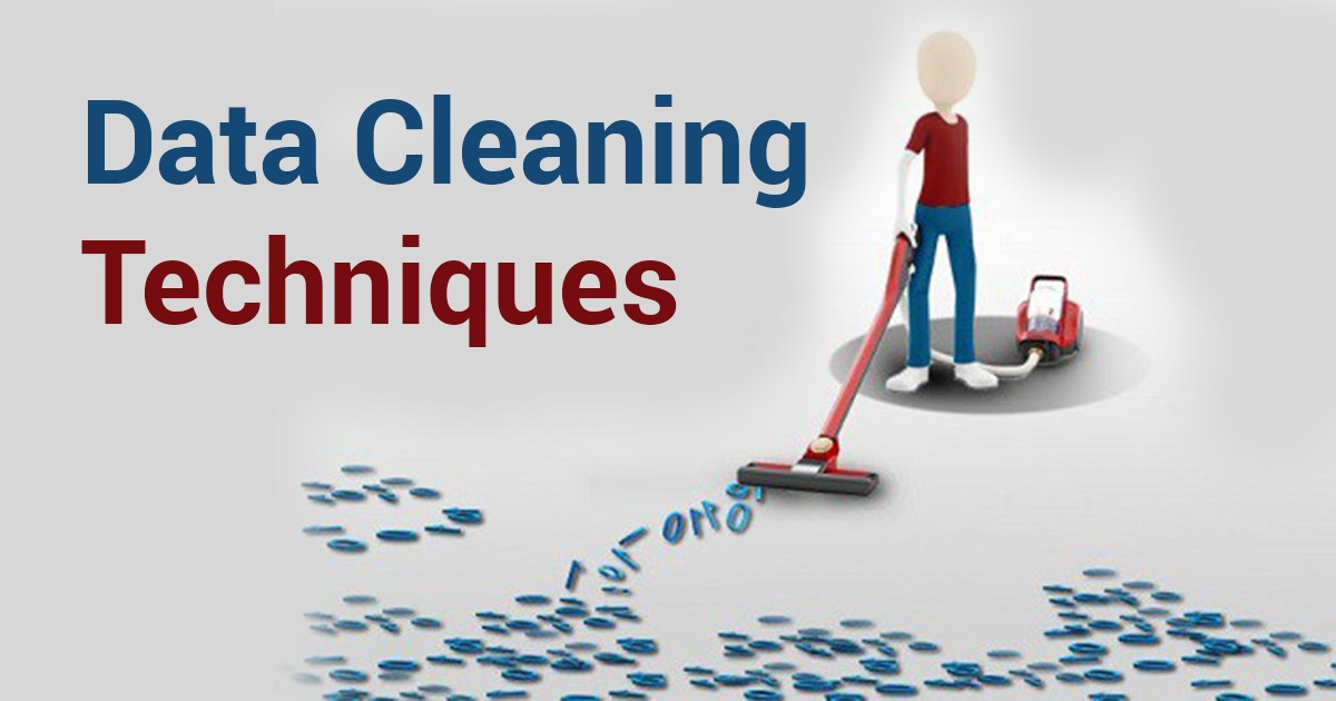 8 Ways to Clean Data Using Data Cleaning Techniques
