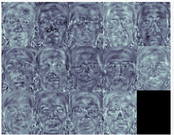 Fisherfaces_face recognition