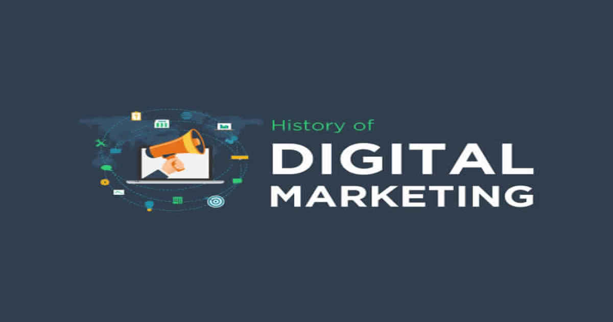 History of Digital Marketing: The Evolution that started in the 1980s