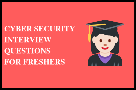 21 Most Asked Cyber Security Interview Questions
