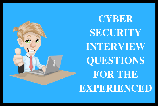 Most Asked Cyber Security Interview Questions