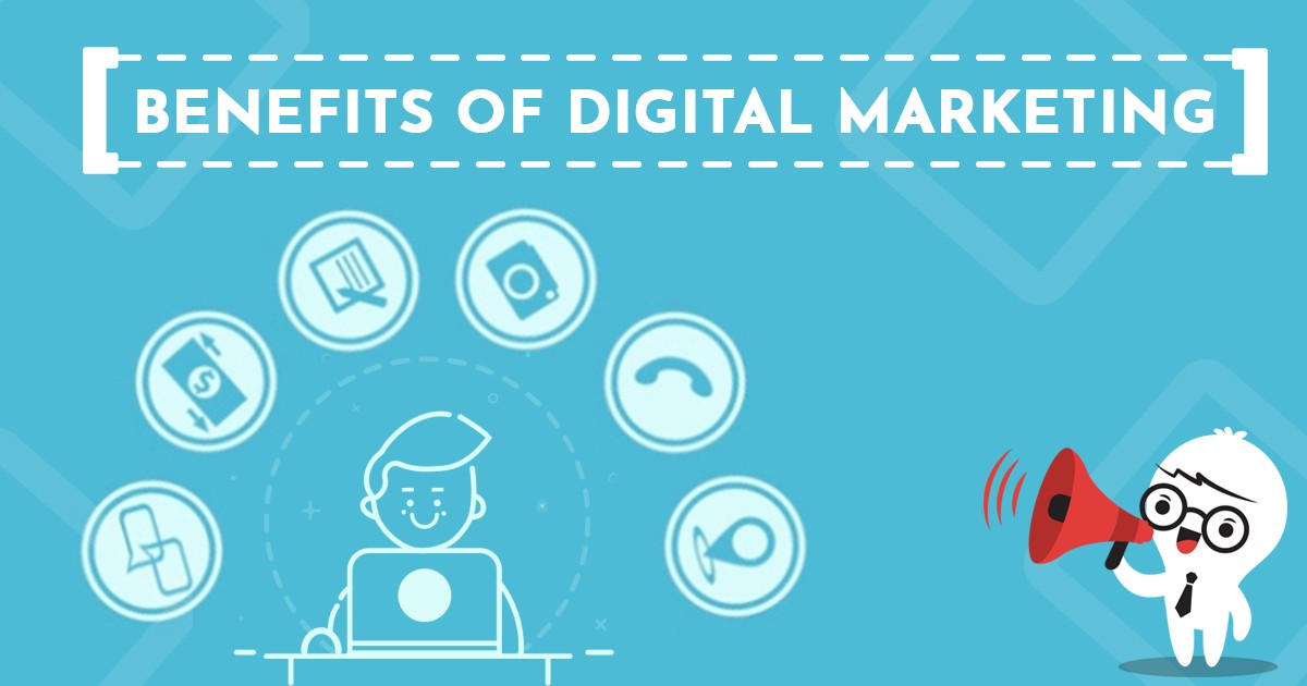 Top 9 Digital Marketing Benefits for Small Business