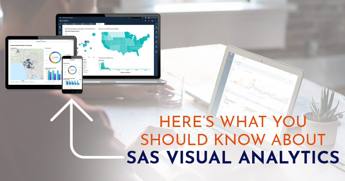 Here's What You Should Know About SAS Visual Analytics