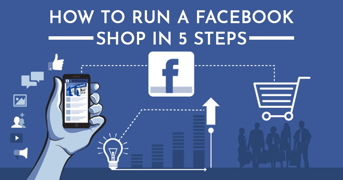How to Run a Facebook Shop in 5 Steps