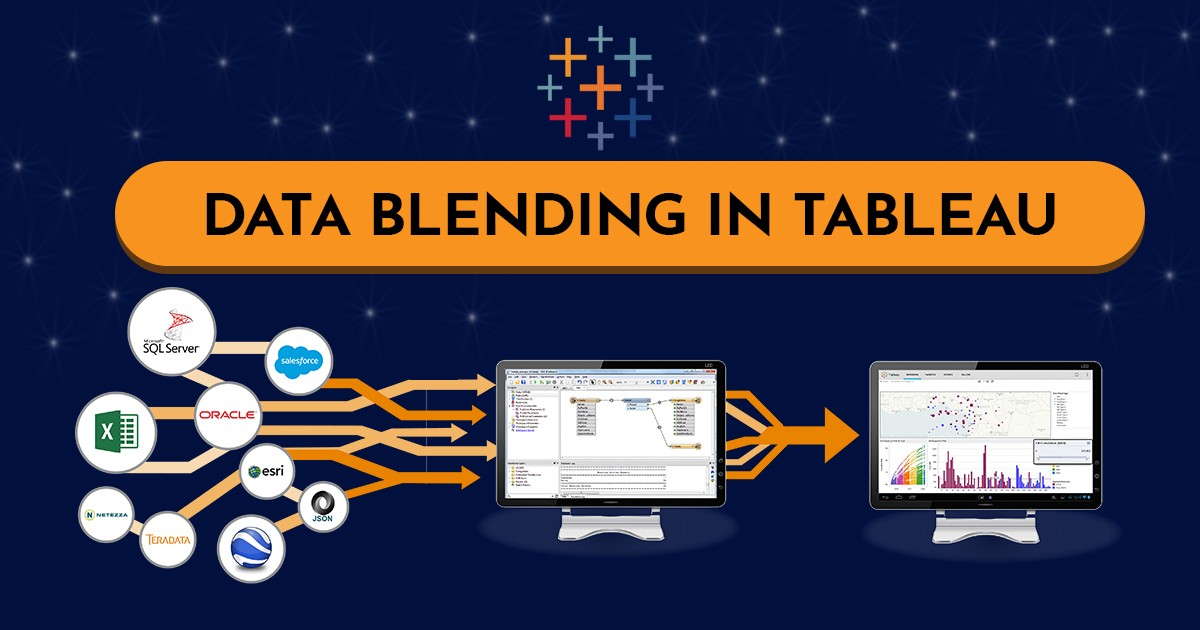 Data Blending In Tableau Definition And Key Concepts