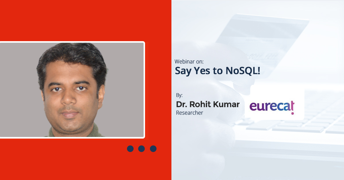 Say Yes To NoSQL: Webinar Recording