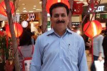Ganesh Naik,  India Author, Consultant and Trainer