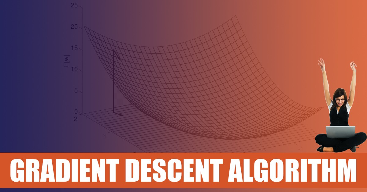 How To Work With Gradient Descent Algorithm