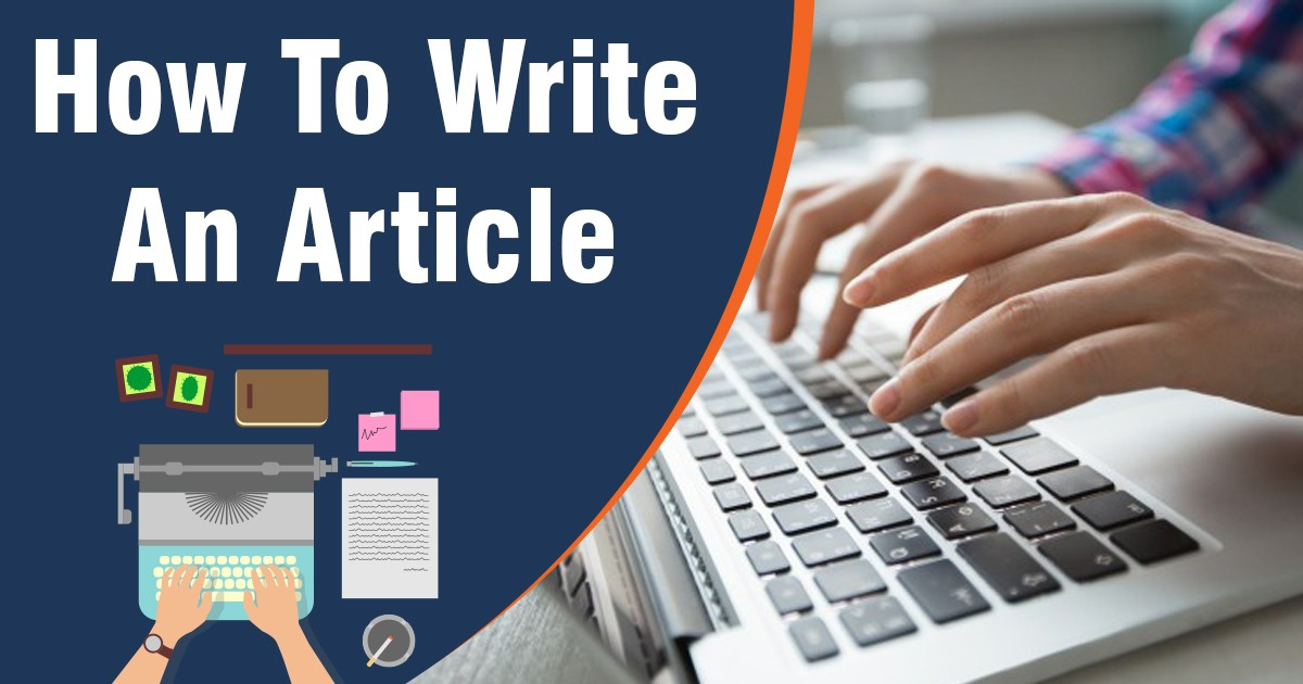 How to Write an Article like an Expert