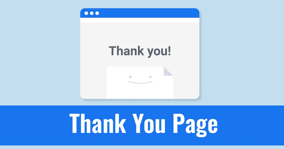 Top 10 Thank You Page Examples To Learn Lead Nurturing