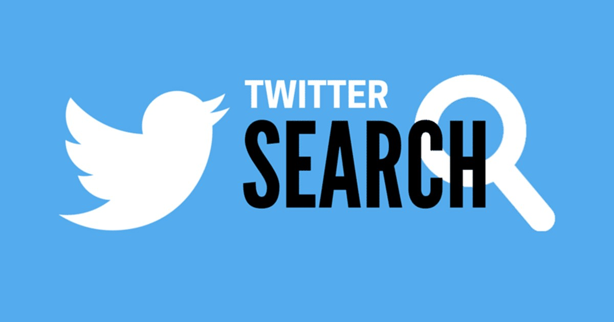 A Comprehensive Guide on Twitter Search