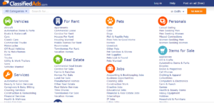 Classified Ads - Free Advertising Site