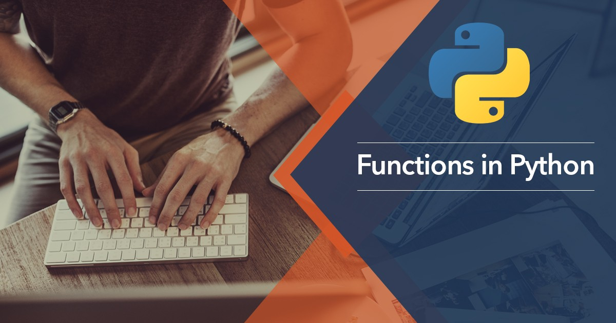 Functions in Python: Introduction and Types