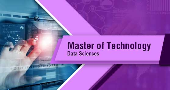 Masters of Technology - Data Sciences